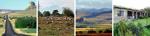 Clocolan, Eastern Free State, South Africa