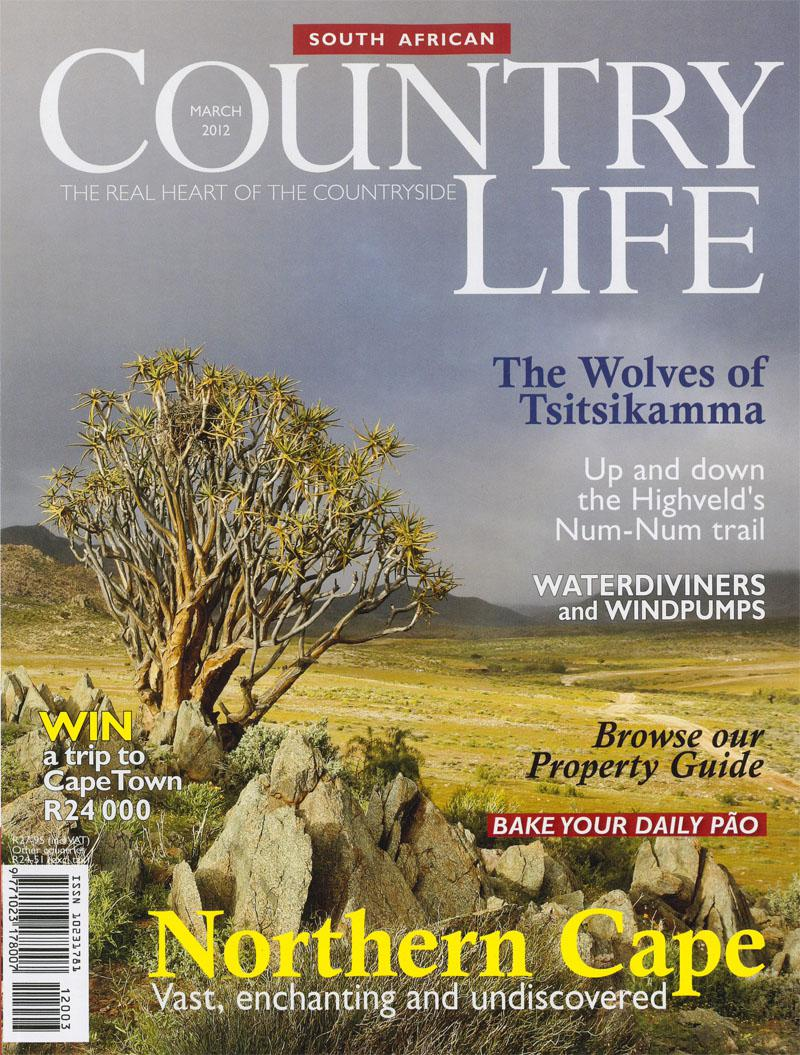 Country life March 2012