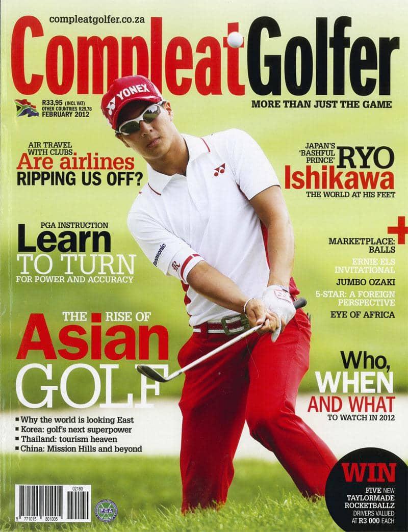 Compleat Golfer Tmb February 2012