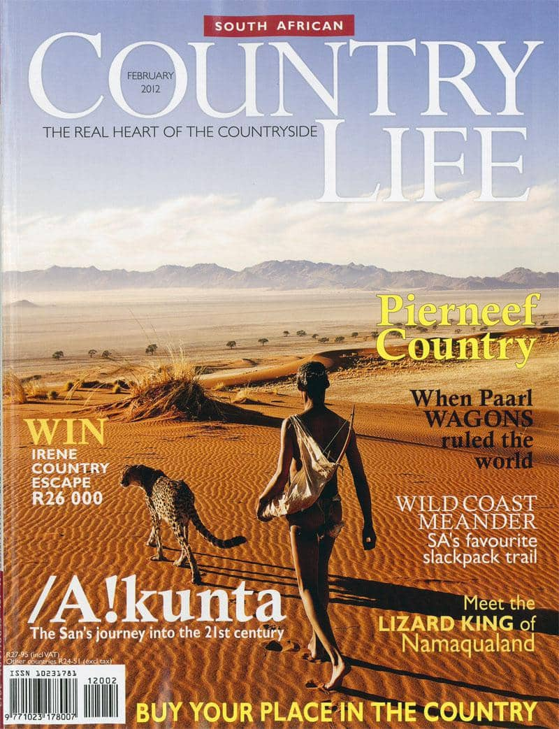 Country life February 2012