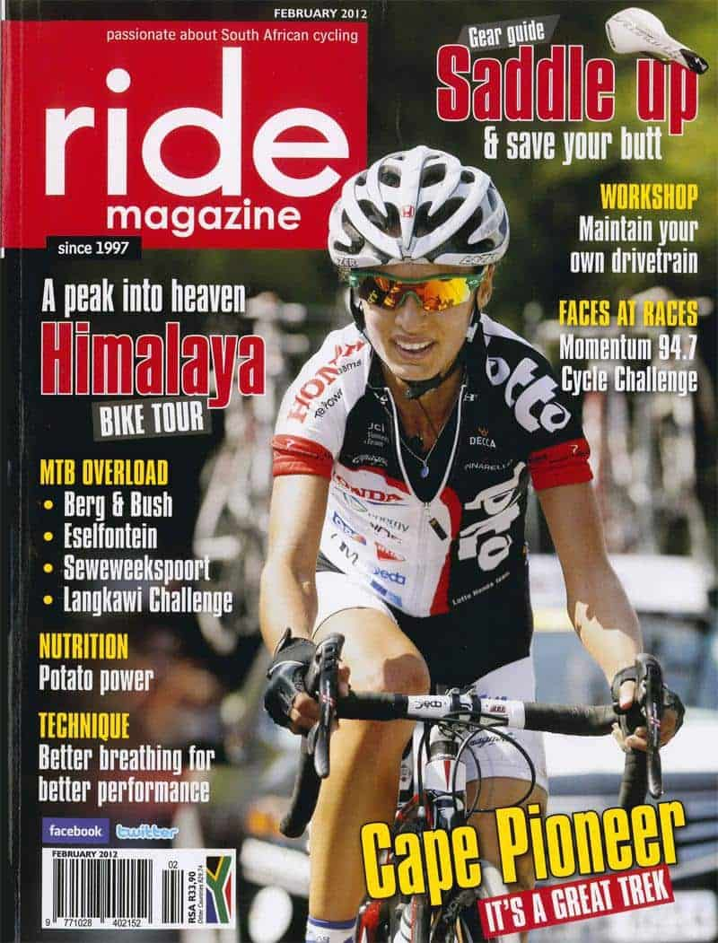 Ride February 2012
