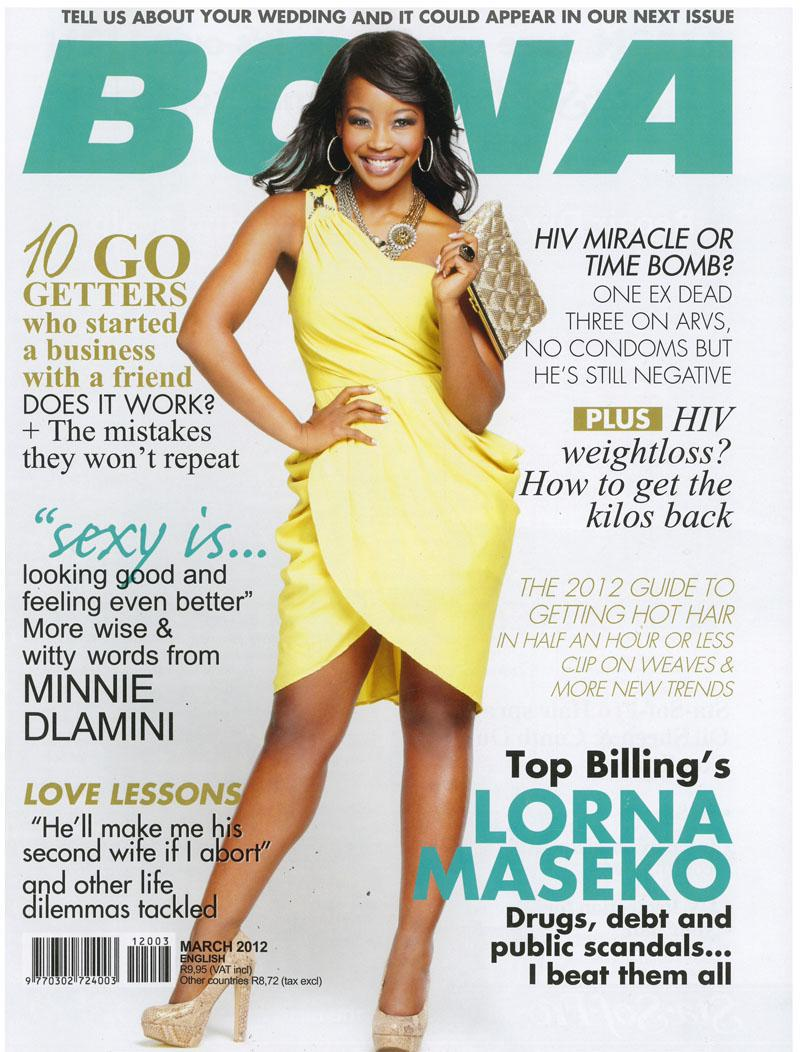 March 2012 Bona Magazine