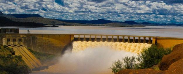Gariep Dam, Free State Province