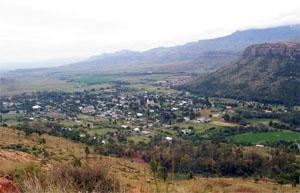 Joubert's Pass, Eastern Cape Highlands