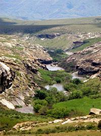 Kraai River Pass, Eastern Cape Highlands