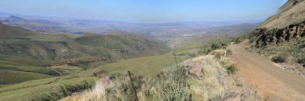 Otto du Plessis Pass, Eastern Cape Highlands