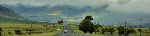 Queenstown rural scenery, Karoo Heartland, Eastern Cape