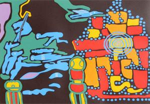 Walter Batiss Paintings