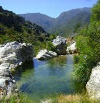 Bainskloof Pass Rock Pools