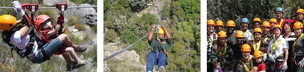 Ceres Zipslides, Western Cape Rides