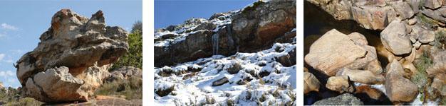 Ceres Zipslides, Western Cape Views