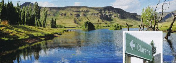The Free State town of Clarens has emerged as a destination for foodies and lovers of the good life.
