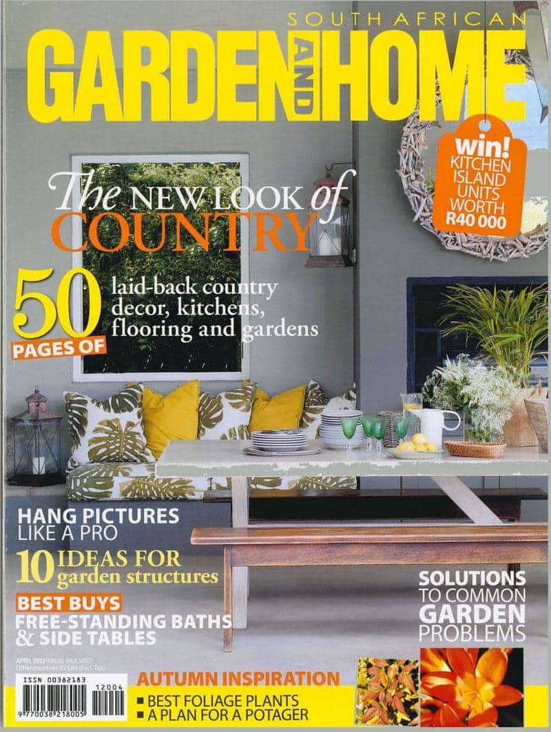 Home Garden Ideas Magazine Photograph Click Here For Lar