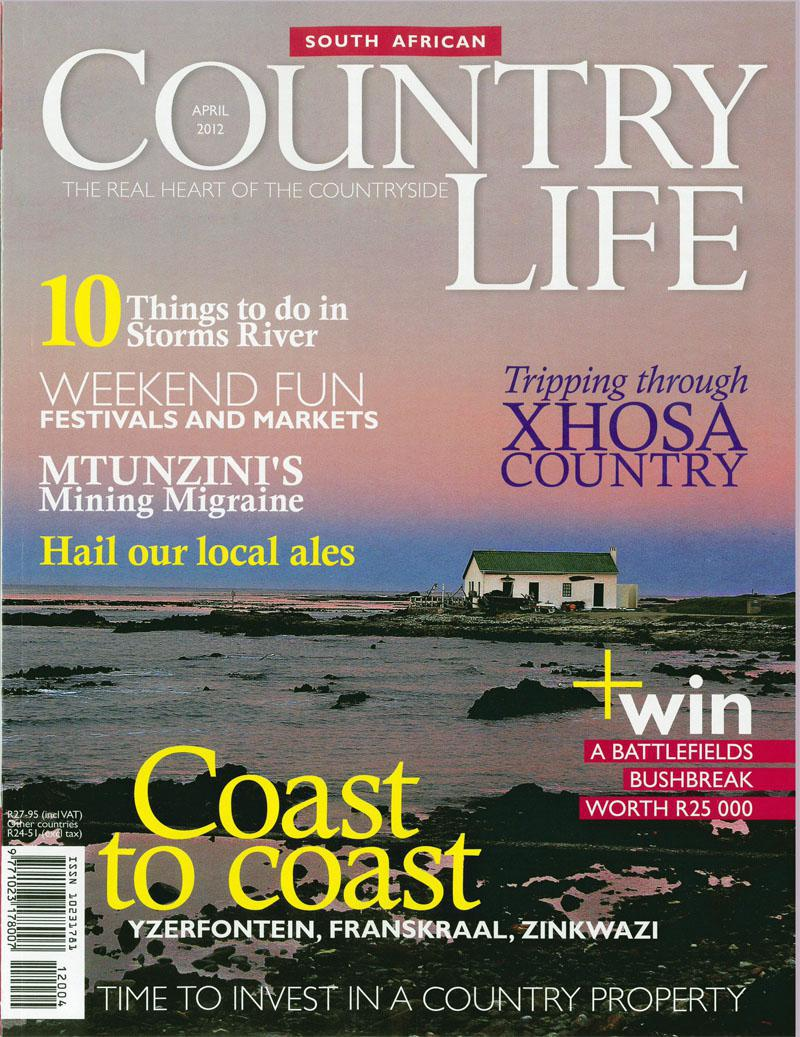 Country life April 2012