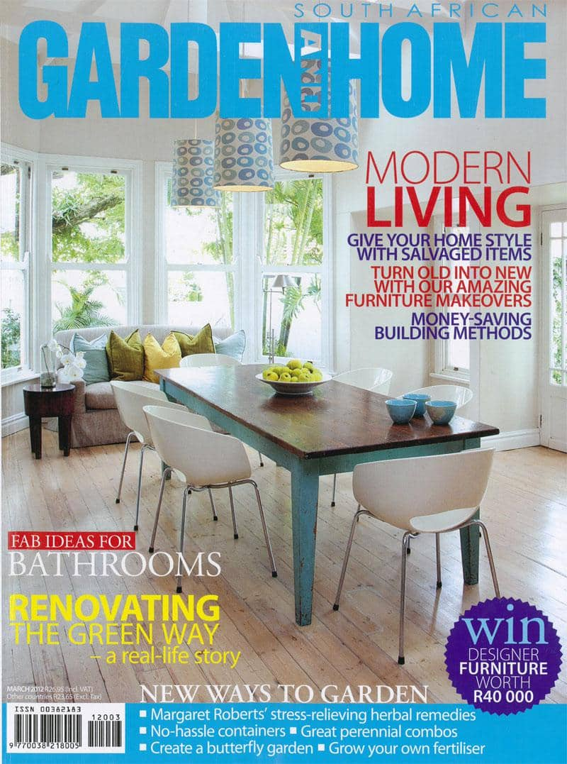 garden and home March 2012