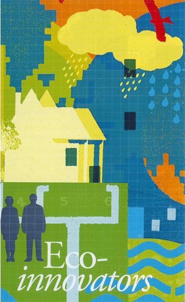 Eco-innovators - Cost-effective eco-homes