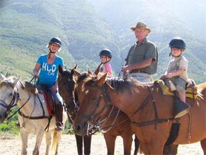 HorseAbout Horse Trails, Tulbagh