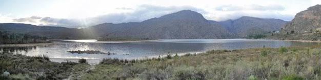 Lakenvlei Dam, Ceres Fly-fishing