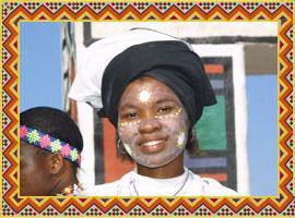 Lesedi Cultural Village, Muldersdrift, Gauteng