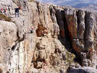 Matroosberg Private Nature Reserve, Ceres Abseiling