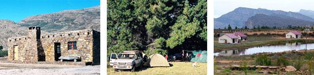Matroosberg Private Nature Reserve, Ceres Accommodation