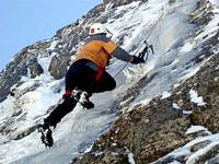 Matroosberg Private Nature Reserve, Ceres Ice Climbing
