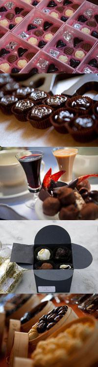Moniki Belgian Chocolates, Tulbagh