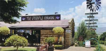 Purple Onion Deli