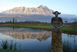 Saronsberg Wine Estate, Tulbagh, Weatern Cape