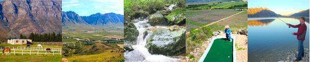 Slanghoek Mountain Resort, Slanghoek Valley,Rawsonville