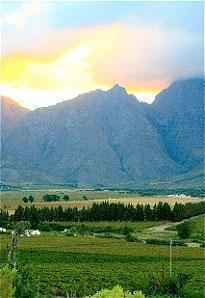 Slanghoek Valley, Rawsonville