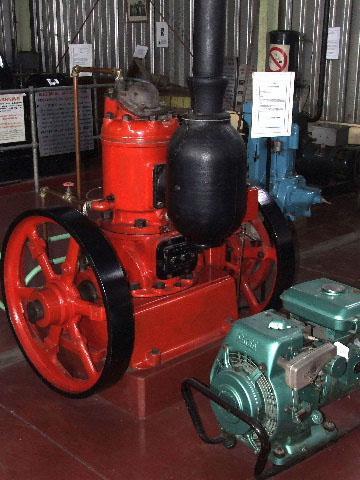 Stutterheim Stationary Engine Museum, Eastern Cape