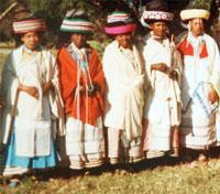 Traditional Xhosa Costume