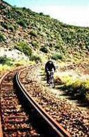 Two Tunnel Mountain Bike Route, De Doorns