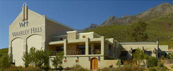 Waverley Hills Wine Estate, Tulbagh, Western Cape