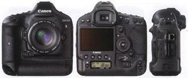 Canon's new flagship, the EOS-1D X