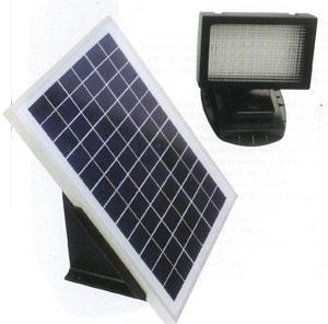 Coast Guard-54 LED Solar Flood Light