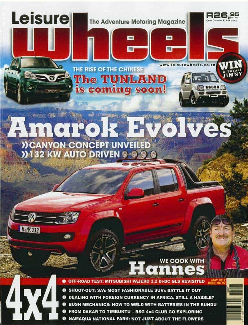 Leisure Wheels Tmb May 2012