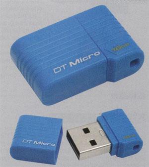 Kinston's pint-sized DataTraveler Micro