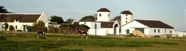 De Hoop Offices and campsite