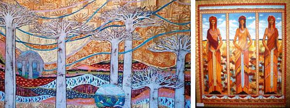 De Roubaix Gallery, Wolvensgat, Overberg Tina's Paintings