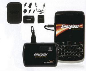 Energizer's Energi To Go XP2000K portable power travel kit