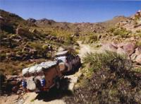 For 4x4 enthusiasts the Richtersveld is a wonderful destination