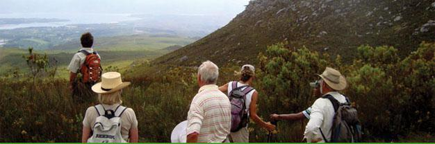 Green Mountain Slack Packing Trail, Overberg, Western Cape