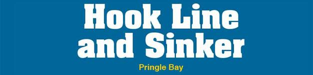Hook Line and Sinker Restaurant, Pringle Bay
