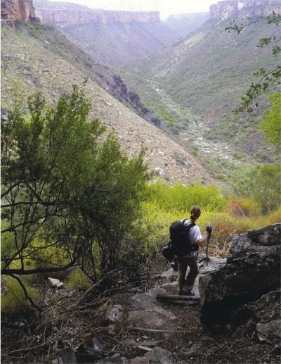 The Oorlogskloof Mountain Trail Run (26 May) is no ordinary race. Not only are the 42km and 18km races challenging, but the route through the Oorlogskloof Nature reserve is spectacular and steeped in history.