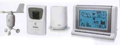 Oregon Scientific's WMR88 wireless Weather Station
