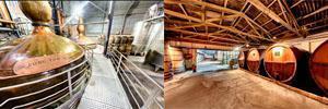Oude Molen Brandy Distillery, Grabouw