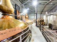 Oude Molen Brandy Distillery Grabouw