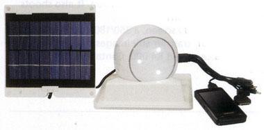 Pharox solar battery charger.